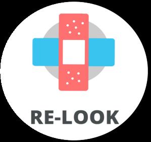relook